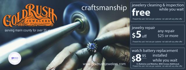 GoldRush Jewelers Coupon