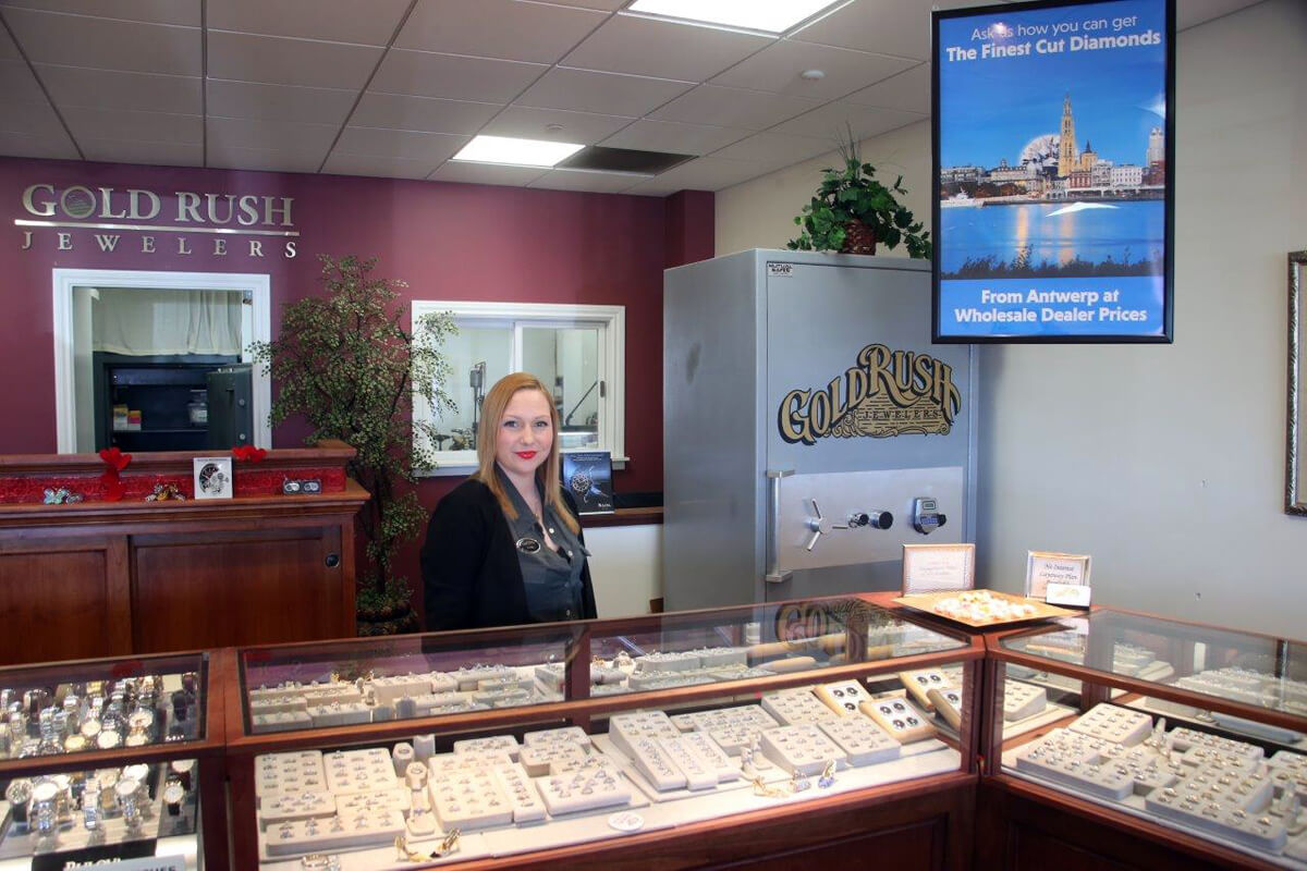 Jewelry watch repairs rohnert park ca gold rush for Jewelry repair san rafael
