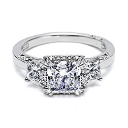 Diamond Engagement Ring White Gold Tacori 31