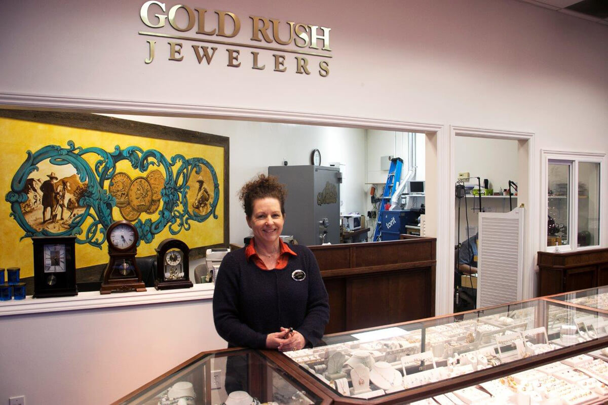 Jewelry & watch repairs in Novato by Gold Rush Jewelers.