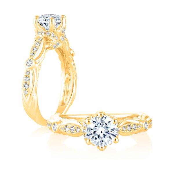 RBVR55AFW135 (5) Yellow Gold