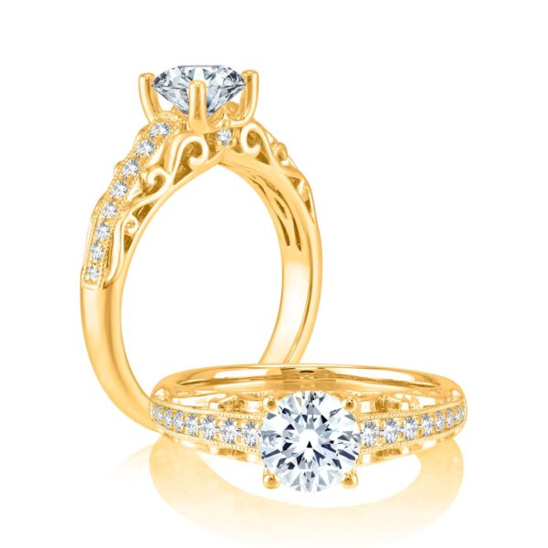 RBVR39AFW095 (4)Yellow Gold