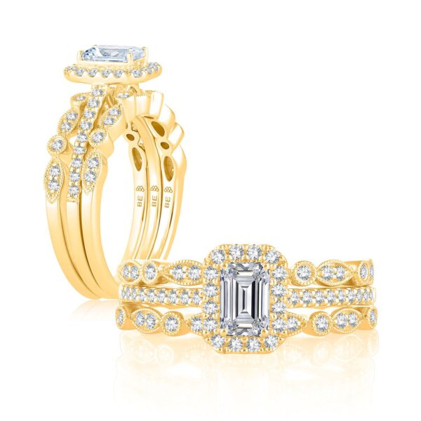 RZHE105AFW100 (5) Yellow Gold