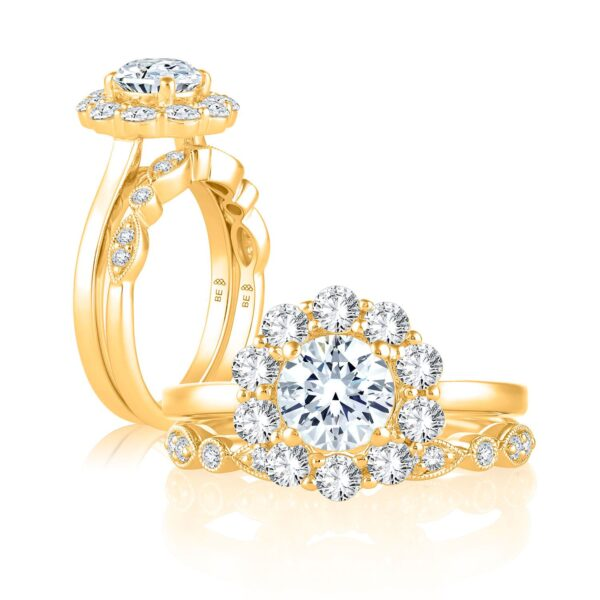 RZHR101AFW190 (5) Yellow Gold
