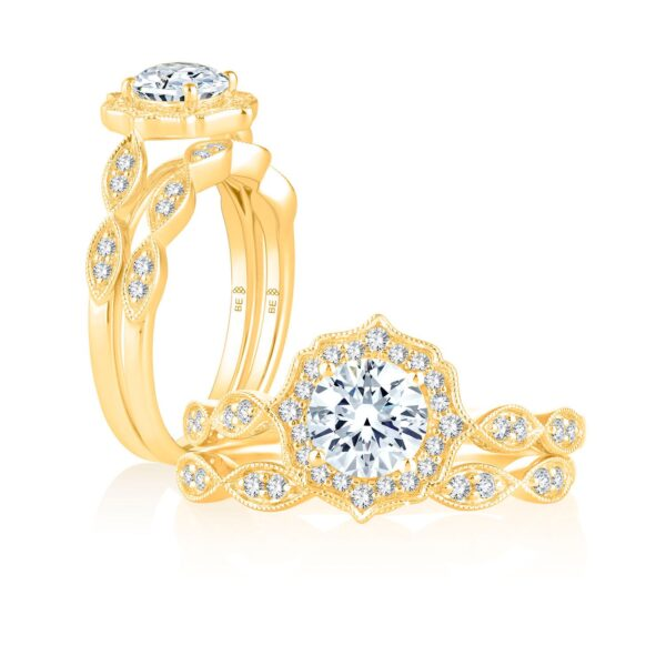 RZVR58AFW100 (5) Yellow Gold