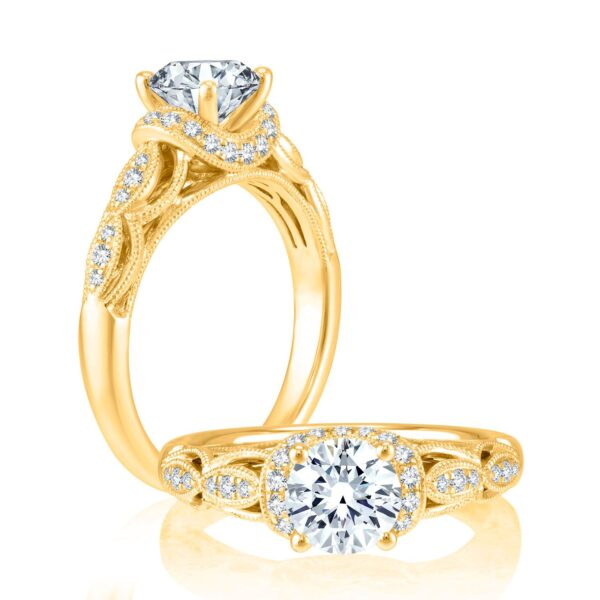 RBVR37ZSW125 (8) Yellow Gold